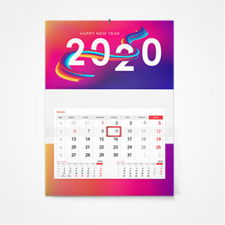 Дизайн календарей в Ростове-на-Дону